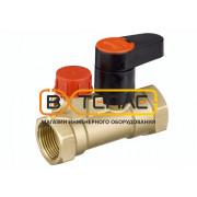 Ручной запорный клапан МSV-S с внутренней резьбой Danfoss 15мм, 003Z4011