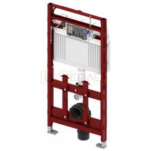 Застенный модуль TECElux 200 для установки подвесного унитаза, h=1120 мм, регулируемый по высоте. Надежные инсталляции для унитаза.