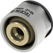 Концовка разборная SLQ TECEfloor для труб поверхностного отопления PE-RT 16