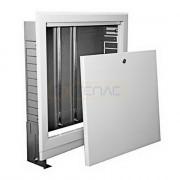 Шкаф коллекторный KAN‑Therm наружный Premium - (в710 х ш1000 х г140)