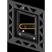 Рамка монтажная TECE Loop/Square Urinal черная