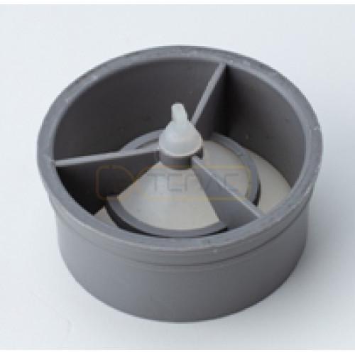Клапан BERGES Мембранный ( сухой затвор) 50мм