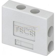 Защитный короб TECEflex 124 x 102 для двойного тройника 16-20