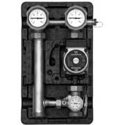 Насосная группа DN 25 с  термостат. смесителем ESBE VTA 572 20-43̊C, 15030GRMFx1